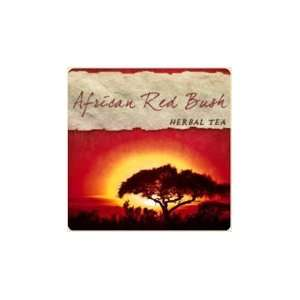 Rooibos African Red Bush Tea:  Grocery & Gourmet Food