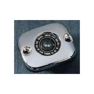 Drag Specialties OEM Style Handlebar Master Cylinder Cover
