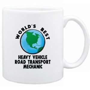 New  Worlds Best Heavy Vehicle Road Transport Mechanic / Graphic