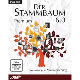Der Stammbaum 6.0   Premium PC  NEU+OVP