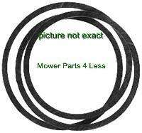 John Deere Deck Belt Fits STX38 Replaces # M125218 |