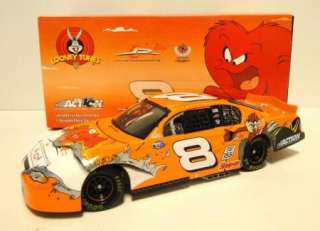 RCCA Dale Earnhardt JR 2002 LOONEY TUNES CLUB CAR BANK