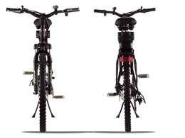 Electric XB 310Li X Treme   Folding Mountain E Bike Bicycle  Free