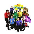 THE WIGGLES T SHIRT IRON ON TRANSFER 2 DESIGNS!