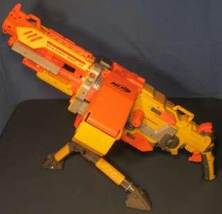 NERF N STRIKE VULCAN EBF 25 DART BLASTER MACHINE GUN