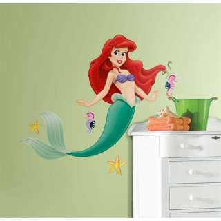 The Little Mermaid Giant Wall Sticker