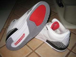 Nike Air Jordan Retro III 3 Cement 10 XI SB IV Eminem