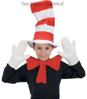Dr Seuss CAT IN THE HAT Child Accessory Kit 13618