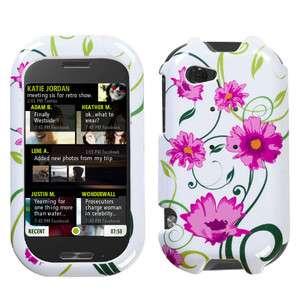 Lovely Flower Hard Case Cover Microsoft Sharp Kin Two 2