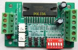 1PCS NEW Single Axis Stepper Motor Driver Controller Board TB6560 WL
