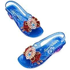 DISNEY SNOW WHITE LIGHT UP COSTUME SHOES