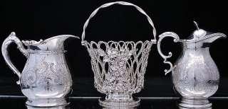 EXCELLENT ESTATE LOT ANTIQUE CZECH BOHEMIAN SPATTER ART GLASS VASES