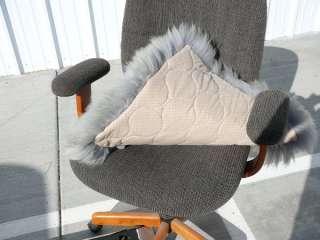 Australian Sheepskin Chair Cushions   5 beautiful colors to chose from