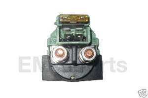 Gy6 Gas Scooter Bike Solenoid Relay Fuse Parts 250cc