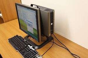 DELL OPTIPLEX 745 DUAL CORE 3.4 GHZ 4GB RAM 750GB XP