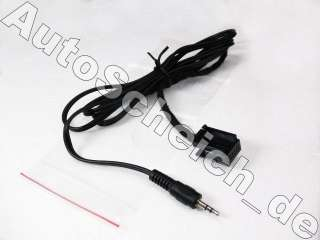 BMW 5er E39 E53 X5 AUX IN IPOD ADAPTER KABEL RADIO CD
