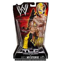 WWE TLC Wrestling Action Figure   Rey Mysterio   Mattel 1001134