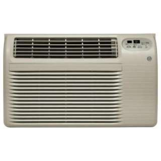 GE 9,900 BTU 230/208v Built In Air Conditioner with Heat and Remote