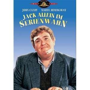 Jack allein im Serienwahn: .de: John Candy, Mariel Hemingway