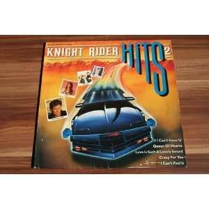 Knight Rider Hits 2 (1990) [Vinyl LP] David Hasselhoff, Sandra, Blue