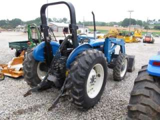 GOOD FORD NEW HOLLAND 3930 4X4 TRACTOR WITH LOADER |