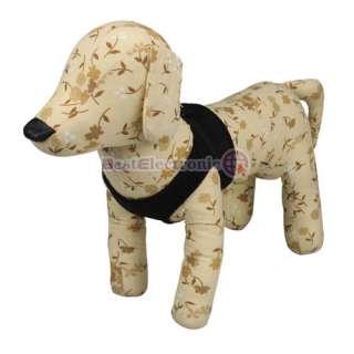 Adjustable Soft Pet Dog Safety Mesh VEST Harness 4 Size