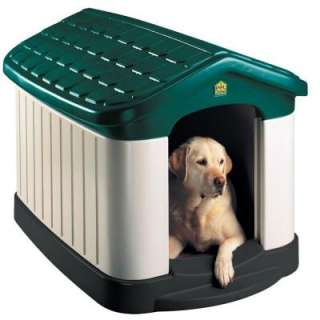 45 in. x 32.5 in. Tuff n Rugged Dog House 43904 101 at The Home Depot