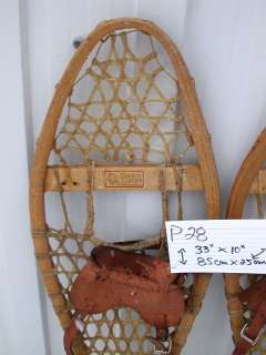 SNOWSHOES SNOW SHOES Maple Syrup sap sugar shack DECOR