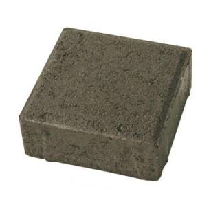 Basalite 6x6 Paver   Lamp Black (100002960) from The Home Depot