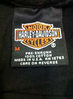 is Printed with HARLEY DAVIDSON MOTOR CYCLES   LAKE TAHOE NEVADA