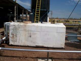 1,000 Gallon Baffled Fuel Tank