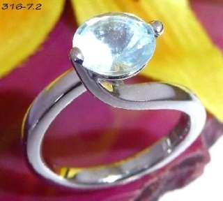 750 Gold Edeltopas Ring LKM Schmuckgalerie  316 7.2