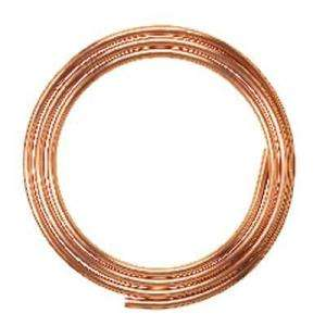 Mueller Streamline 3/8 in. x 20 ft. Copper Type L Soft Coil Tubing