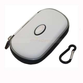 WHITE HARD CARRY COVER BAG CASE SKIN For PSP GO PSPGO
