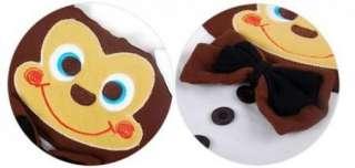 Monkey Design Infant Baby Unisex Clothing Cute 2 Pieces Set