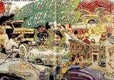 CAR KULTURE DELUXE #34 HOT RAT ROD ROBERT WILLIAMS ROBT