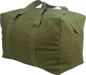 Olive Drab Military Parachute Cargo Bag 613902312302