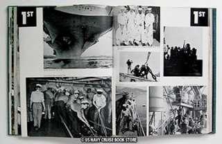 USS TICONDEROGA CVA 14 WESTPAC CRUISE BOOK 1960