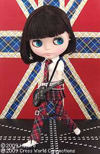 Neo Blythe 12 Punkaholic People Doll Takara Tomy ~NEW~