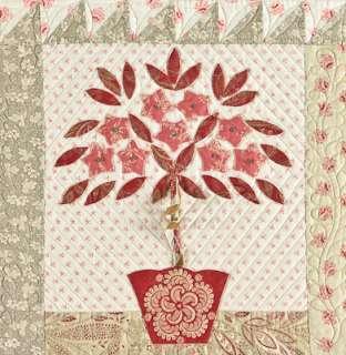 Bunny Hill Designs Le Jardin BOM quilt pattern