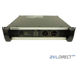 YAMAHA PC9501N POWER AMP DUAL CHANNEL 2 PRO TOURING AMPLIFIER STEREO