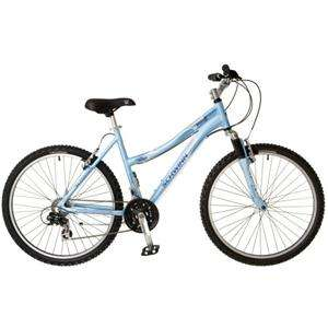 Schwinn Ridge AL Womens 26 Mountain Bike Light Blue