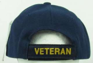 NEW BLUE US AIR FORCE VIETNAM VETERAN BASEBALL CAP/HAT