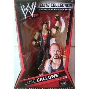Luke Gallows Figur   WWE Elite 9  Spielzeug