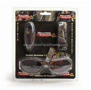 RealTree Outdoors Camouflage Sunglasses & Acc. Gift Set