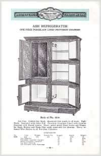 History of Ice Boxes & Refrigerators ~ Catalogs on DVD