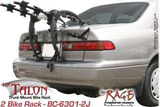 BIKE TRUNK MOUNT SUV CARRIER RACK CAR BICYCLE RACKS