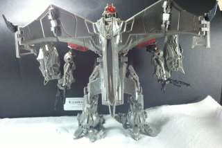 Transformers LOT Movie LEADER CLASS Premium Series Megatron 100%