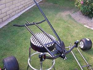 Custom Low Rider Radio Flyer Wagon Chassis