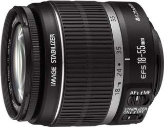 NEW CANON EF S 18 55mm f/3.5 5.6 IS MKII LENS 18 55 mm~~Mark II~~Mk2